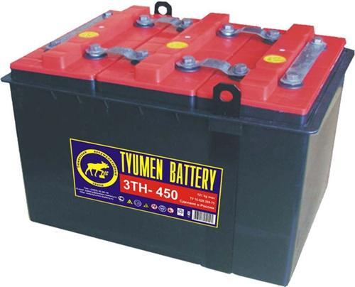 Аккумулятор 32ТН-450
