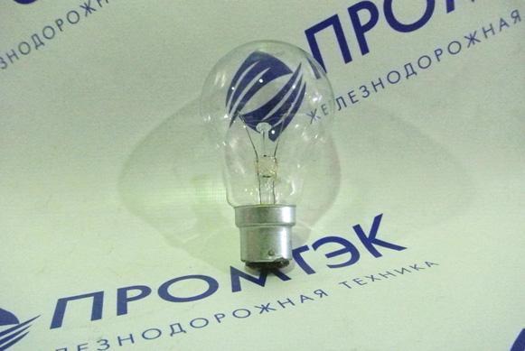 Лампа Ж80-60 В22d