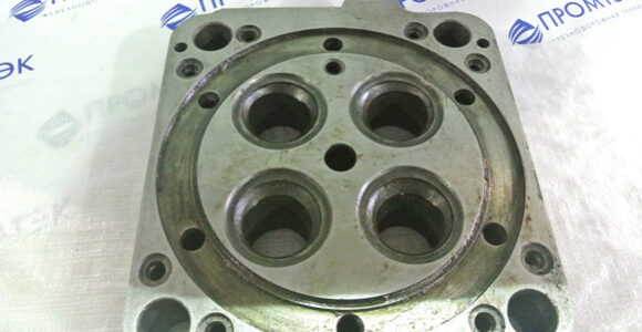 Днище крышки цилиндра 11Д40.78.20-03