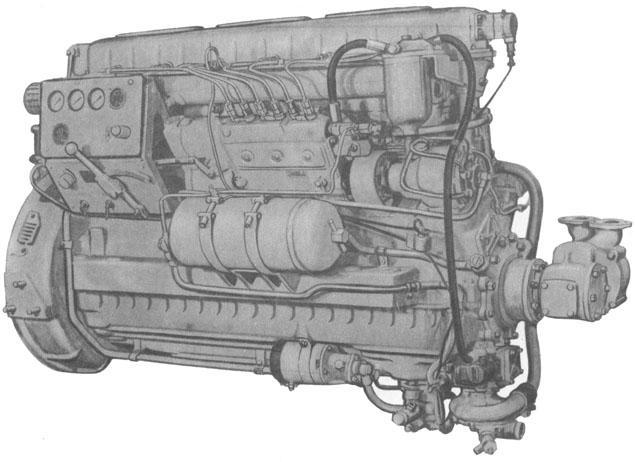 Дизель Д6 (7Д6-150/7Д6-150АФ-2)
