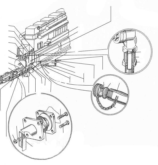 Трубопровод маслянной системы (часть 2)